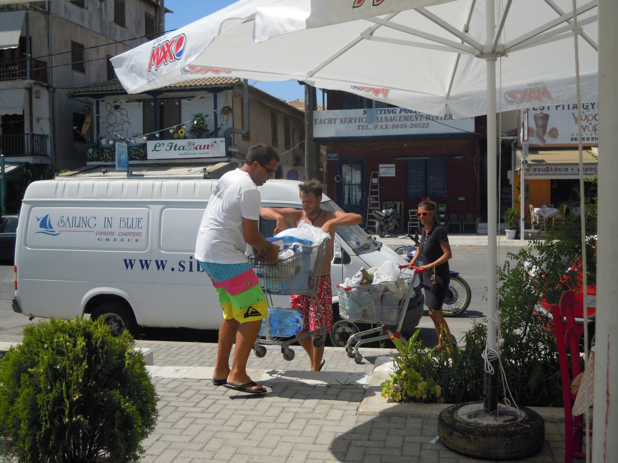 Jonska regija – Utisci i fotografije sa jedrenja