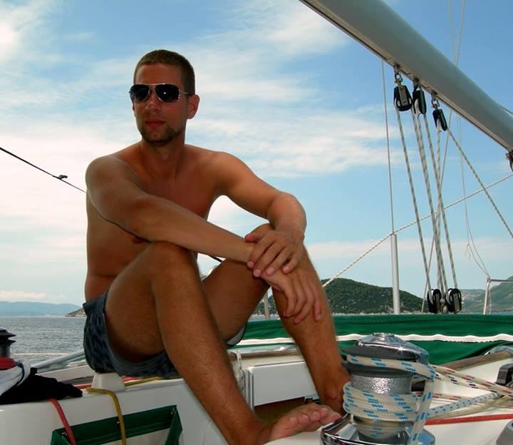 Milan jedrenje u grckoj