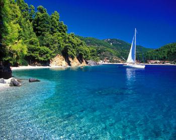 Severni Sporadi: Grčka ostrva Skopelos i Paleo Trikeri