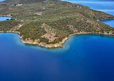 Paleo Trikeri ostrvo