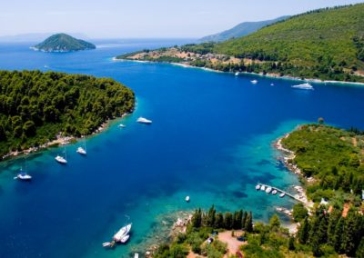 Panormos zaliv, ,Skopelos