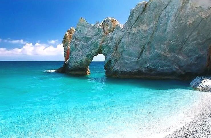 Severni Sporadi: Grčko ostrvo Skijatos