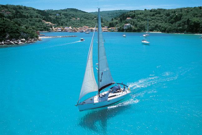 Popularni regioni za jedrenje u Grčkoj